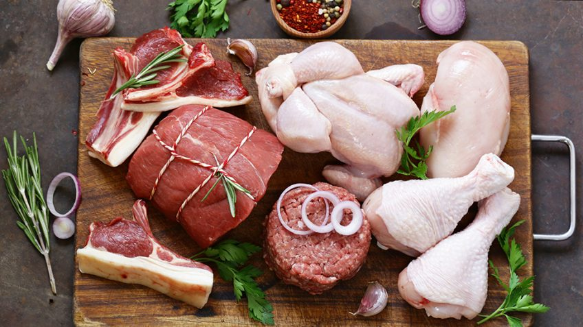 iStock 857308908 red and white meat 970y546 848x477 - Frozen Meat in Restaurants