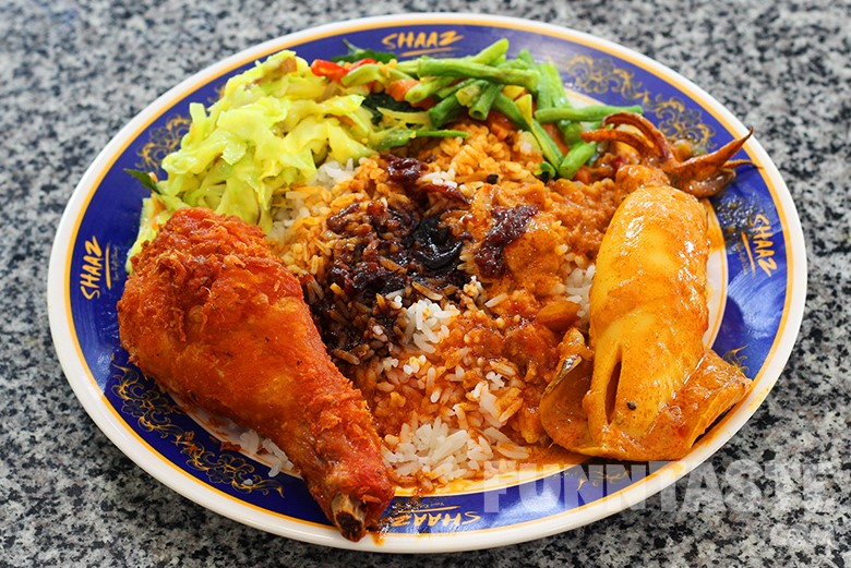 Nasi kandar shaaz sunway funntaste 1 - Health Risks faced by office workers in Malaysia