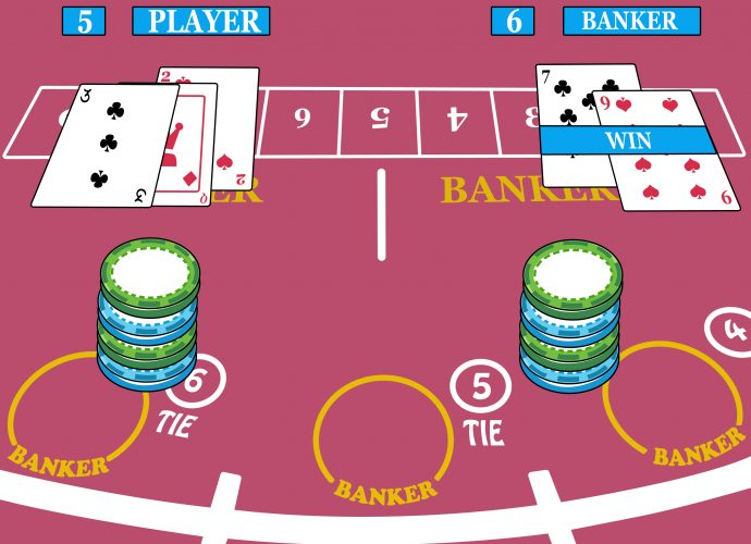 Play Baccarat Step 7 690x500 - Everything You Need To Know About Casino Games